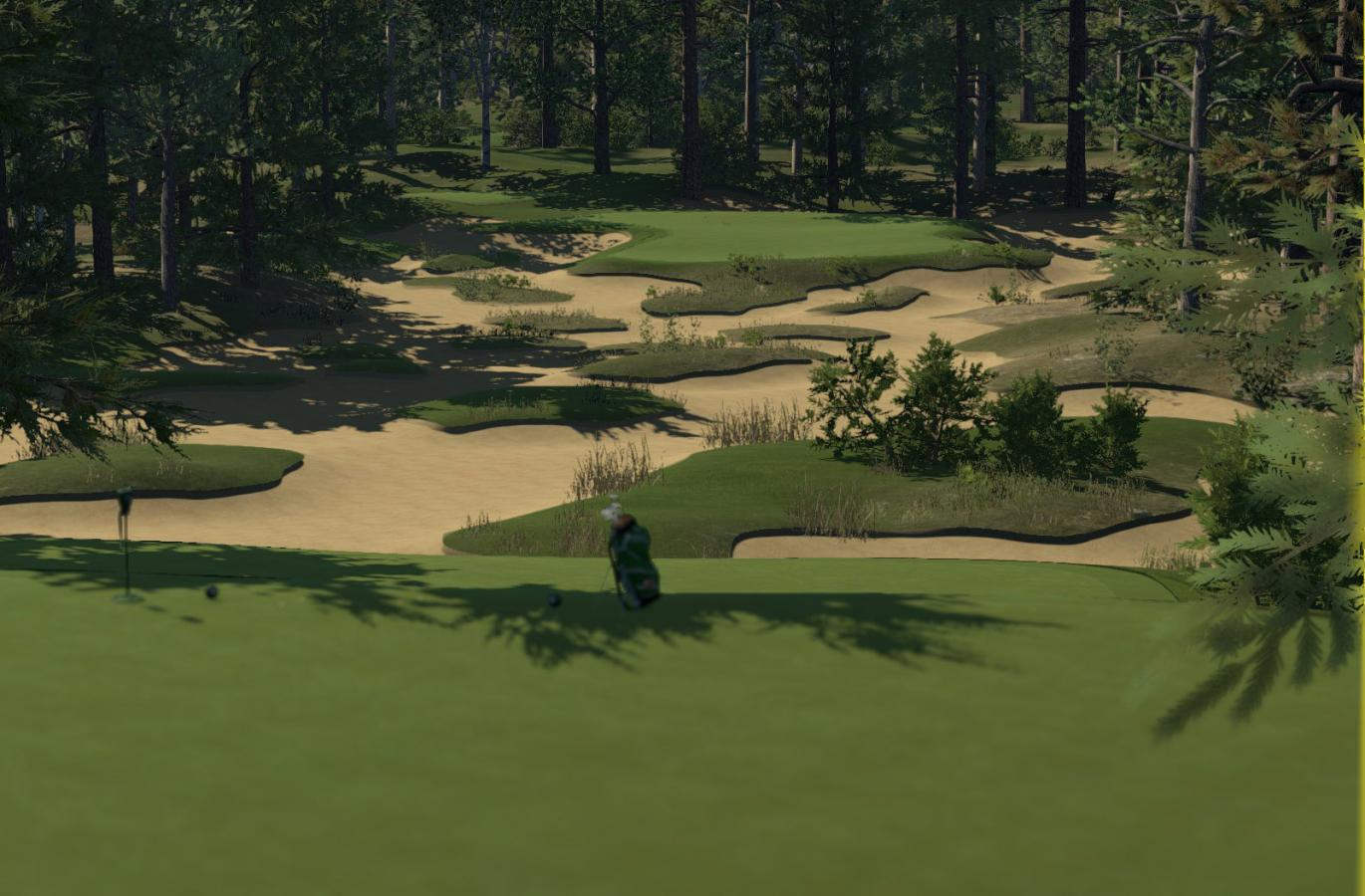 TheGolfClub Favorite Courses List and Simulator Friendly ...